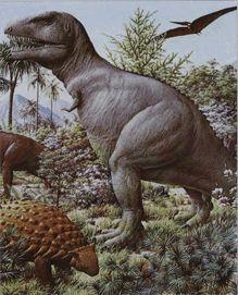 Реферат на тему виды динозавров 7341